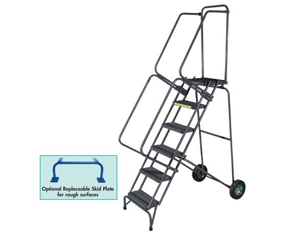 OPTIONS FOR FOLD-N-STORE LADDER